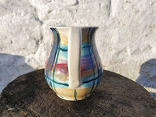 Load image into Gallery viewer, Half Litre Jug - Valinda's Rainbow Tartan