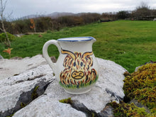 Load image into Gallery viewer, Half Litre Jug - Pringle the Highland Cow