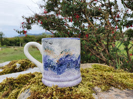 Daddy Mug - Kate's Purple Heather