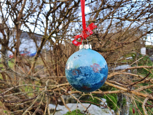 Small Christmas Bauble - Port Ban
