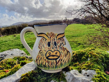 Load image into Gallery viewer, 1 Litre Jug - Pringle the Highland Cow