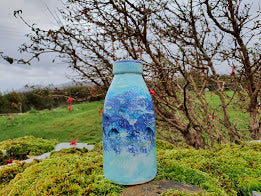 Milk Bottle Vase - Saligo