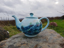 Load image into Gallery viewer, Small Teapot - Port Ban