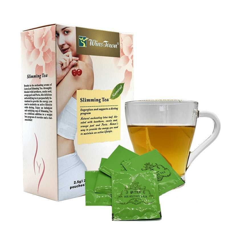 Herbal Weight Loss Slimming Tea