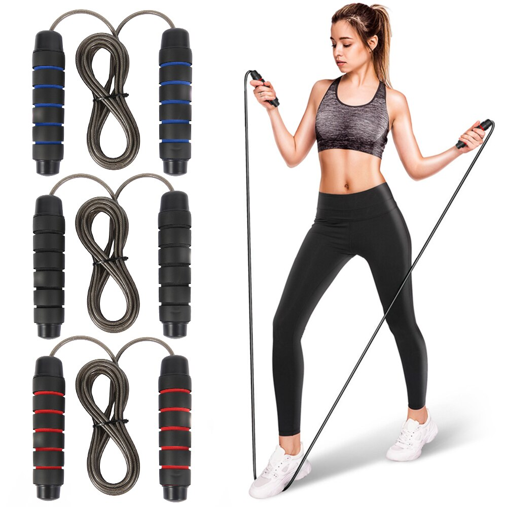 CrossFit Ball Bearing Skipping Rope
