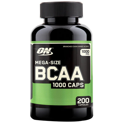 BCAA Muscle Strengthening Caps