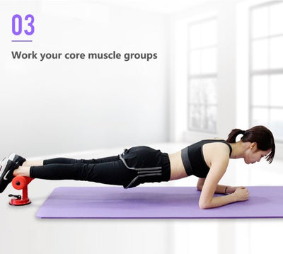Curl Exercise Sit-Ups Device