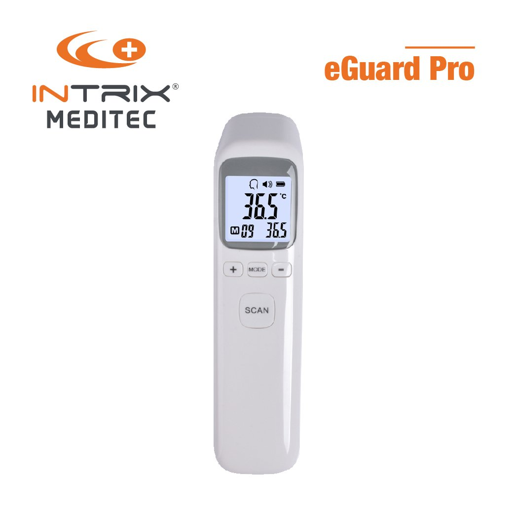 INTRIX eGUARD PRO Non-Contact Infrared Thermometer