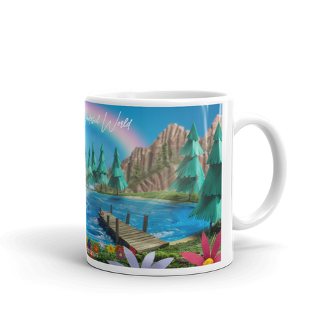 What A Wonderful World Picture Mug