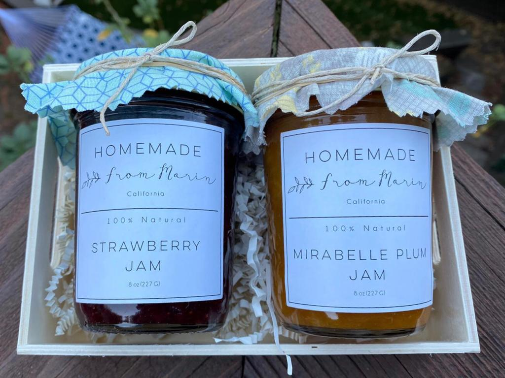 Gift Box with 2 jars