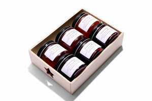 Sampler Gift Box with 6 flavors