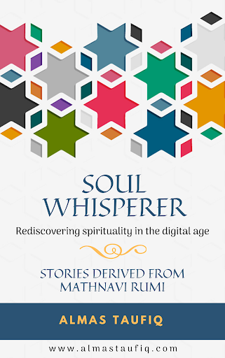 SOUL WHISPERER ,Rediscovering Spirituality in the Digital age ,