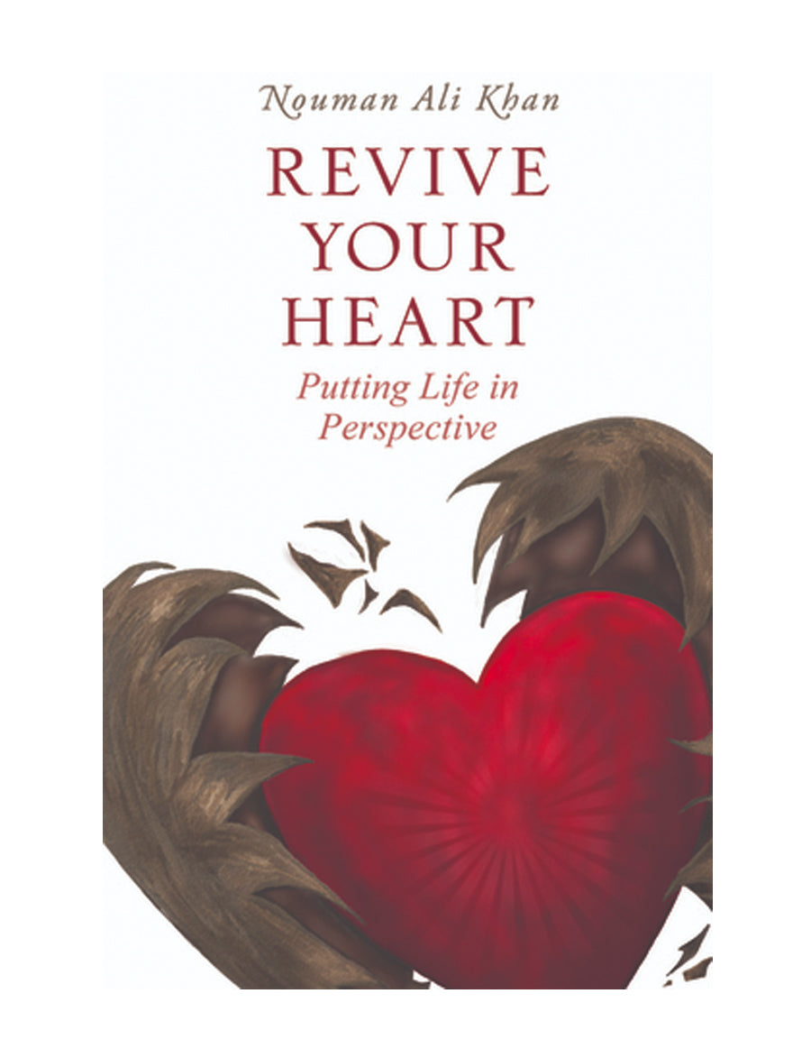 Revive Your Heart: Putting Life in Perspective PBKBACK