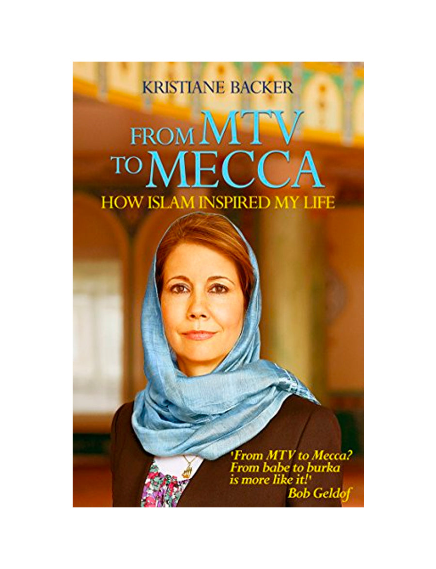 From Mtv To Mecca How Islam Inspired My Life Dar Al Taqwa