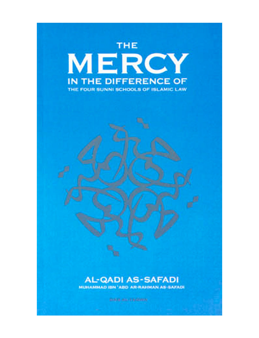 Mercy in the Differences of the Four Schools