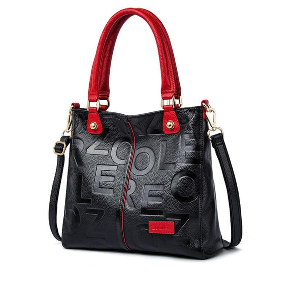 Fashion New York City Style High Quality Leather Bag - Sunshine Store