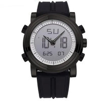 Designer Digital Wrist Watch In All Black