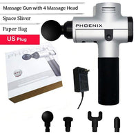 Professional massage gun cordless