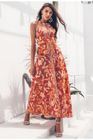 Designer summer dress
