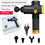 massage gun black