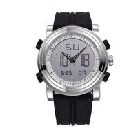 Designer Digital Wrist Watch In Black