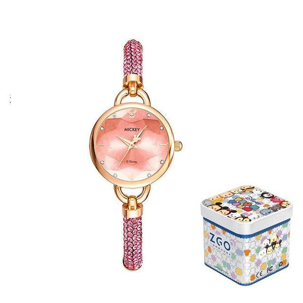 Micky Mouse Woman Watch