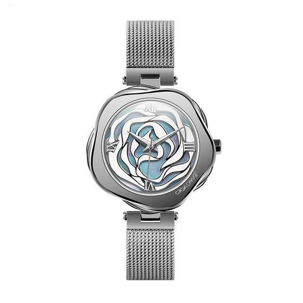 Denmark Rose (Japan Movement) Timepiece