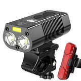 Waterproof Bicycle Light USB Rechargeable