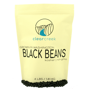 Pullman Pick Up | Black Beans
