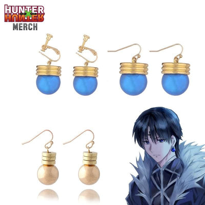 Chrollo Earrings