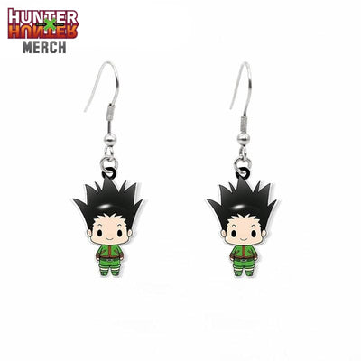 Gon Chibi Earrings