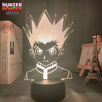 Gon Face Lamp
