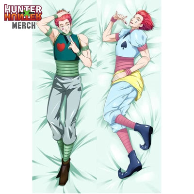 Hisoka Body Pillow