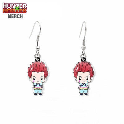 Hisoka Chibi Earrings