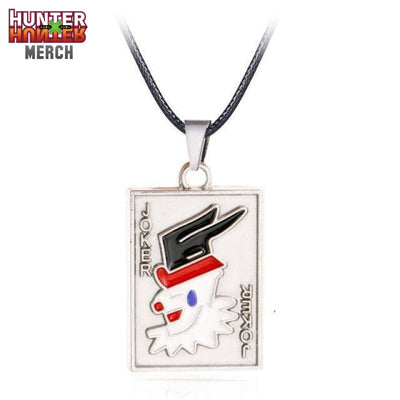 Hisoka Joker Necklace