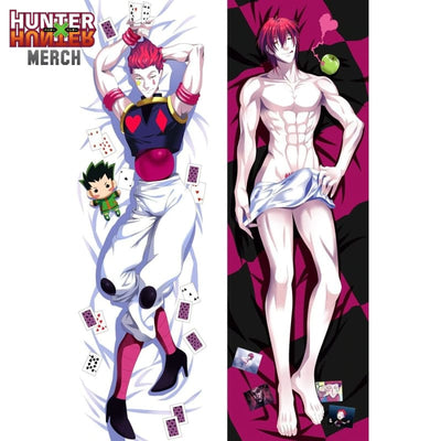 Hisoka Sexy Body Pillow