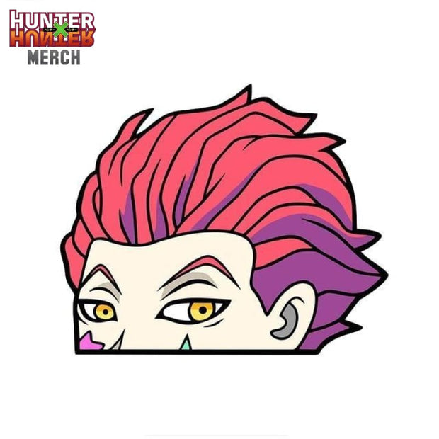 Hisoka Sticker