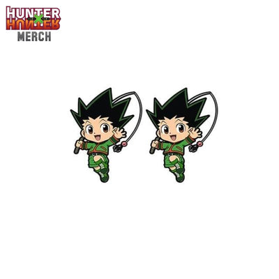 Gon Freecss Fishing Rod Earrings