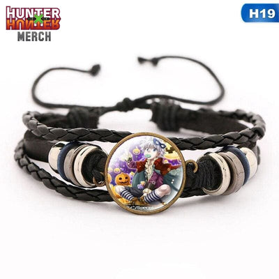 Killua Halloween Bracelet
