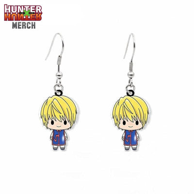 Kurapika Chibi Earrings