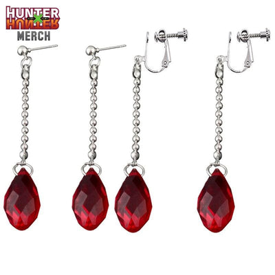 Kurapika Cosplay Earrings