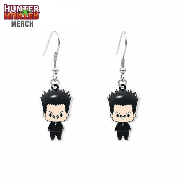 Leorio Chibi Earrings