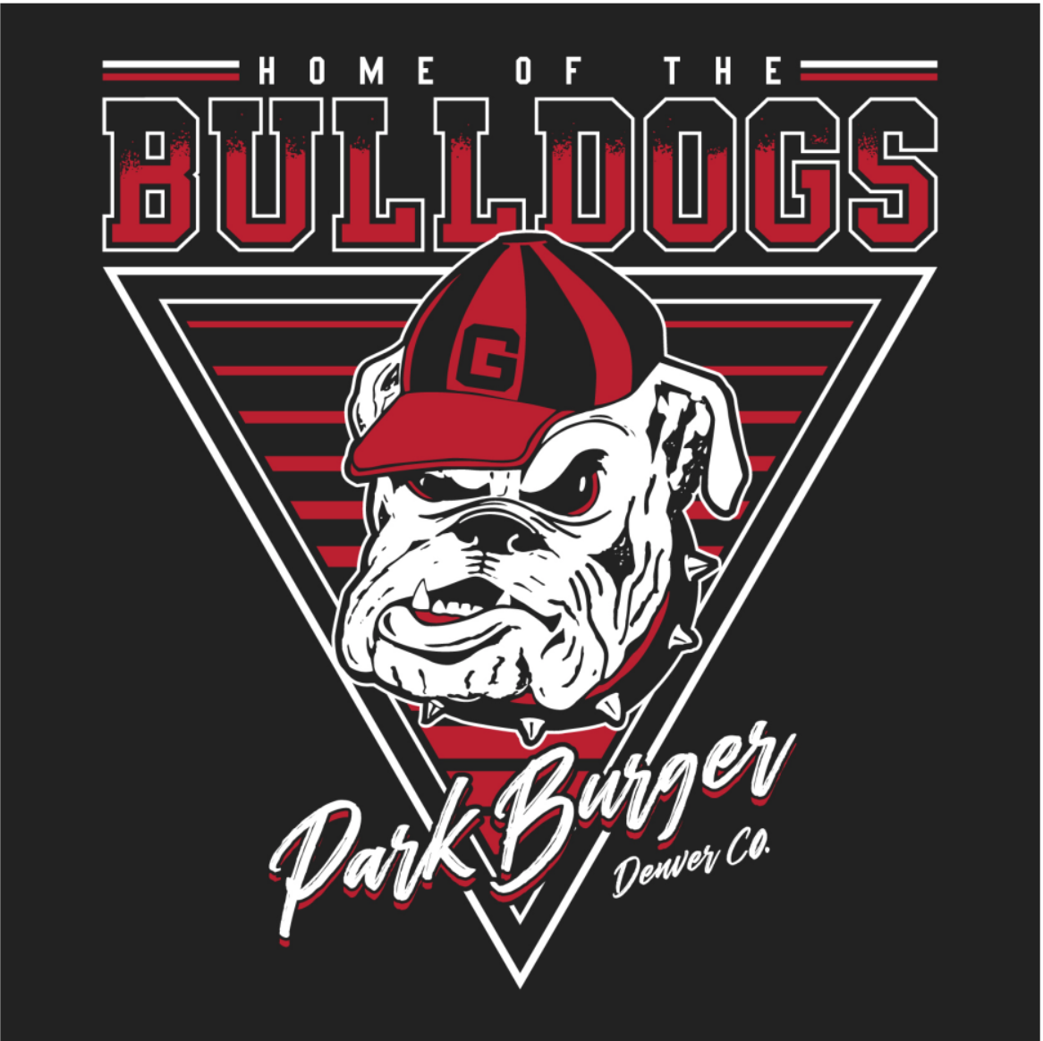 [Limited Edition] PB + UGA Bulldogs T-shirt
