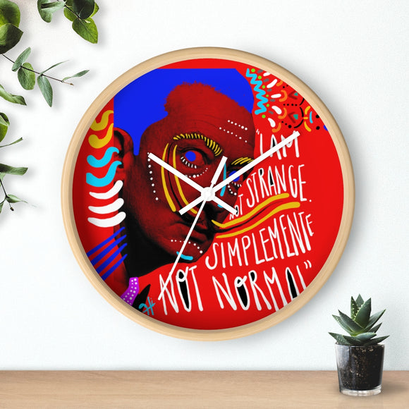 MI DALI Wall clock