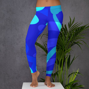 ALL ABOUT AZUL Leggings
