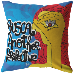 BUSCA ANOTHER PERSPECTIVE Pillow