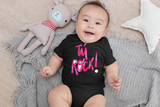TU ROCK BABY BODYSUIT