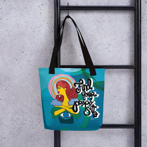 FIND YOUR PROPOSITO Tote bag