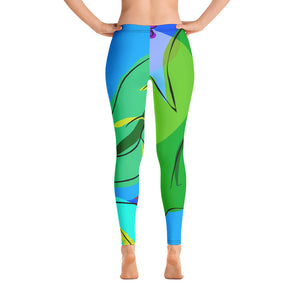 COLORS AND NATURE LEGGINGS