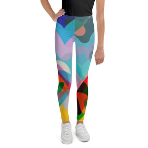 CORAZONES Youth Leggings